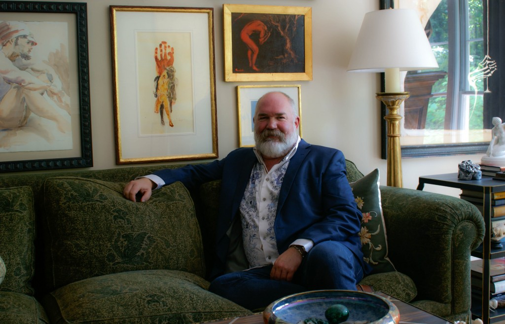 DWH Interiors Is The Latest Step In A Career Spanning Almost 30 Years Atlanta Design Community Douglas Hiltons Has Exposed Him To All